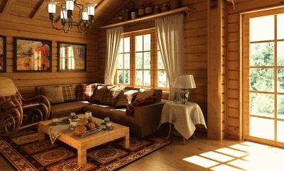 Неотъемлемые составляющие уютного и комфортного интерьера