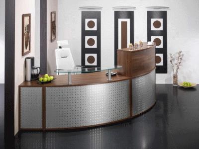 Важность правильного выбора мебели в приемную офиса