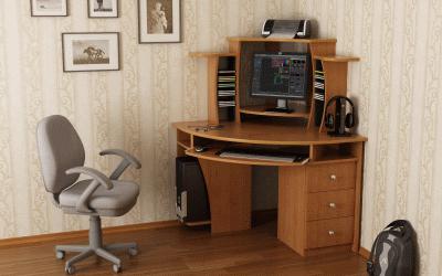 Немного о правильном выборе компьютерных столов