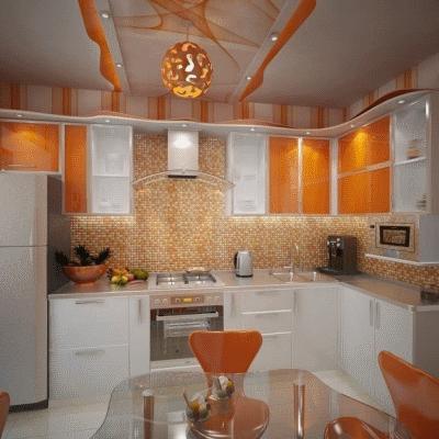 Кухонный гарнитур и его комплектующие