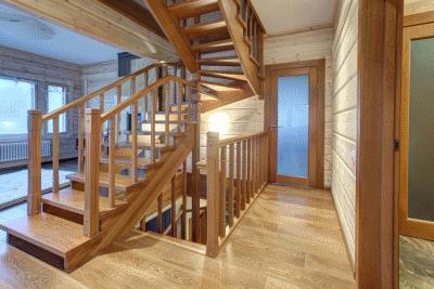 Место лестницы в квартире