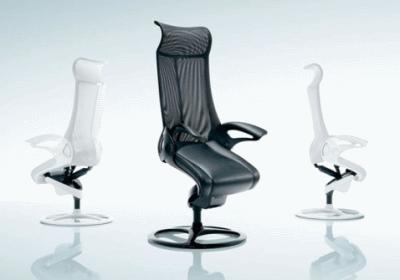 Об использовании эргономичного кресла