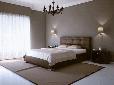Ортопедический матрас для спальной кровати