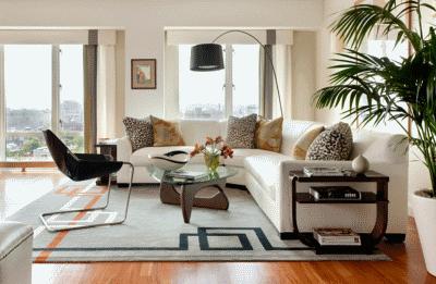 Подбираем угловой диванчик для небольшой квартиры