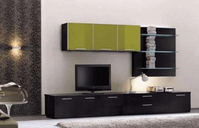 Практичность применения модульной мебели в гостиной