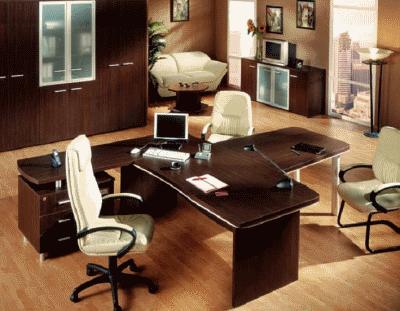 Современная, стильная и красивая офисная мебель