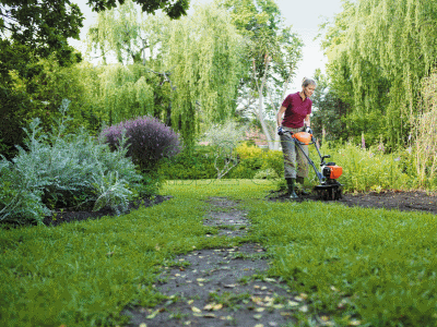 Готовим садовую технику к сезону