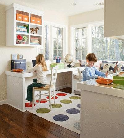 Планируем мини офис для школьников