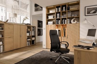 Офисное кресло или стул для домашнего офиса