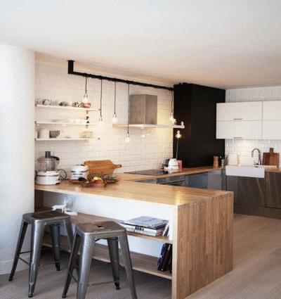 Несколько вариантов отделки кухонного фартука