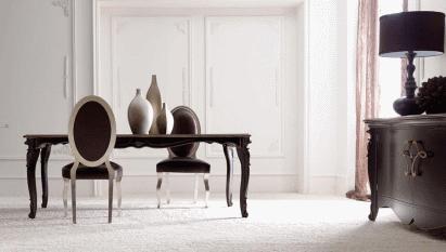 Обстановка и выбор стульев для дома