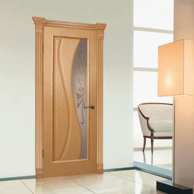 Наиболее популярные виды межкомнатных дверей