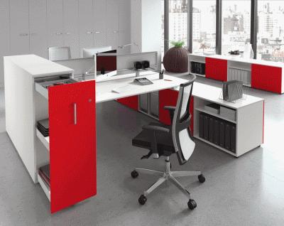 Качественная мебель для офиса и её расстановка