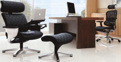 Как выбрать кресло в офис?