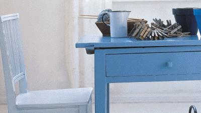 Краски для мебели: какими они бывают