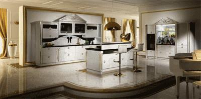 Планируем дизайн столовой и кухни