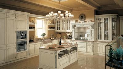 Как практично и красиво оформить кухню?