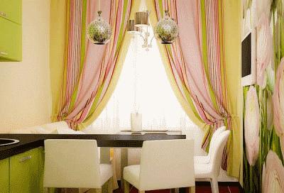 Выбираем шторы правильно под домашнюю мебель