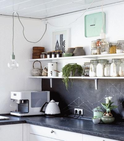 Создаем уникальный кухонный фартук своими руками