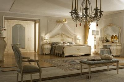 Обустраиваем спальню в итальянском стиле