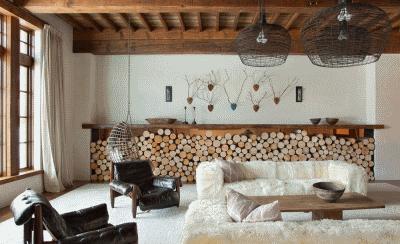 Делаем декор из натуральной древесины