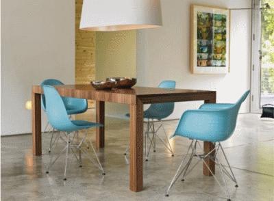 Известные модели стульев для дома