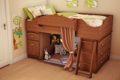 при выборе правильной детской мебели