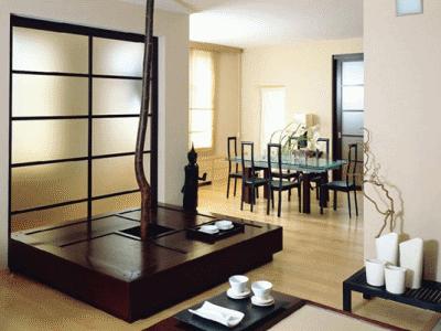 Место дзен в современном интерьере