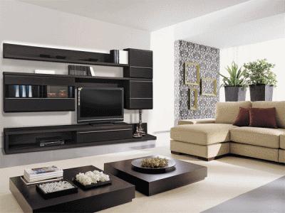 Стенки для гостиных — огромное разнообразие выбора
