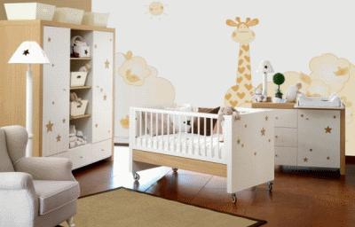 Что нужно поменять в интерьере с появлением малыша?