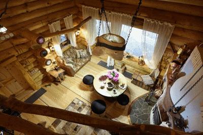 Немного про деревянную мебель под старину
