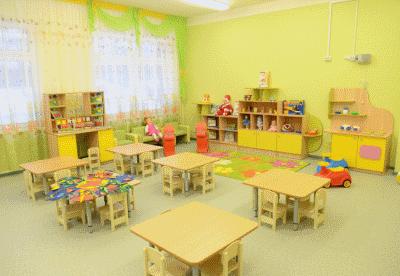 мебель для дошкольного учреждения