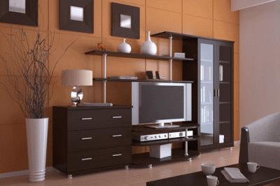 Немного о разновидности гостиной мебели