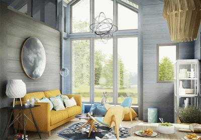 Как оформить загородное жилище в стиле прованс?