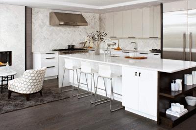 Проектируем и делаем максимально современную кухню