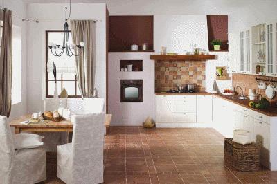 Современная плитка и мебель в дизайне интерьера