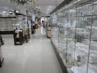 Оборудование для магазинов: витрины