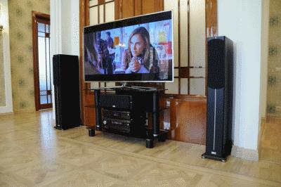 Домашний кинотеатр - больше, чем просто телевизор