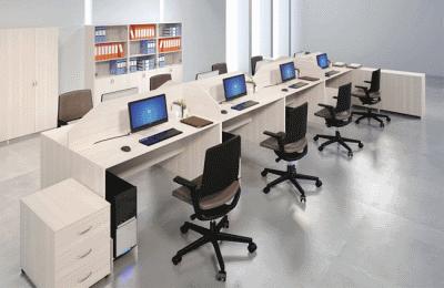 Основы выбора офисной современной мебели для персонала