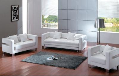 Правильное использование кожаного дивана в интерьере