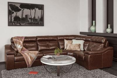 Пару слов о технологии производства кожаных диванов