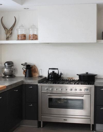 Воплощаем идеи профессиональной кухни у себя дома