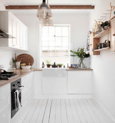 Планируем интерьер кухни для двоих