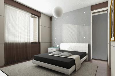 Создаем практичный и недорогой интерьер в спальне