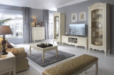 Про удачный выбор мебели для гостиной зоны