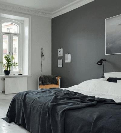 Делаем приятную и красивую спальную комнату