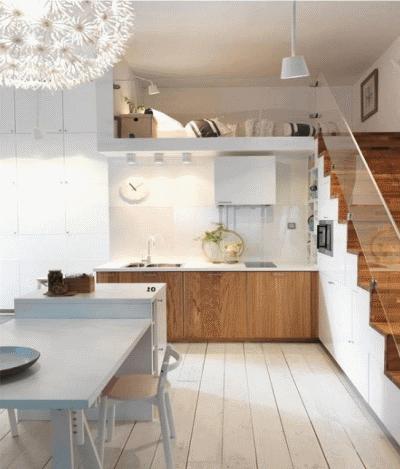 Главные принципы обустройства небольшой квартиры
