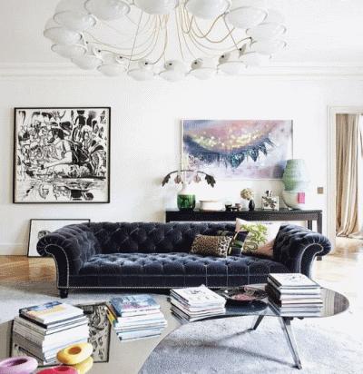 Правильно сочетаем мебель в разных стилях