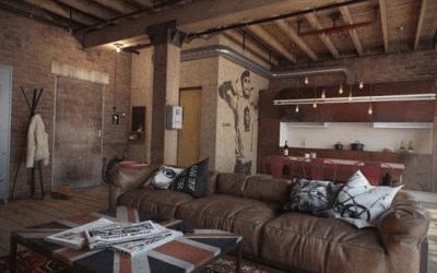 Можно ли оформлять типовую квартиру в стиле лофта?