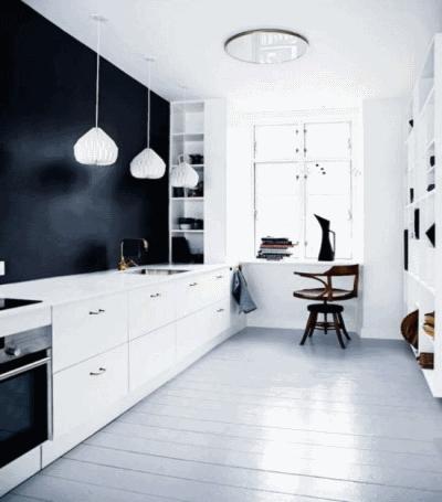 Делаем кухонную зону, в которой хочется готовить